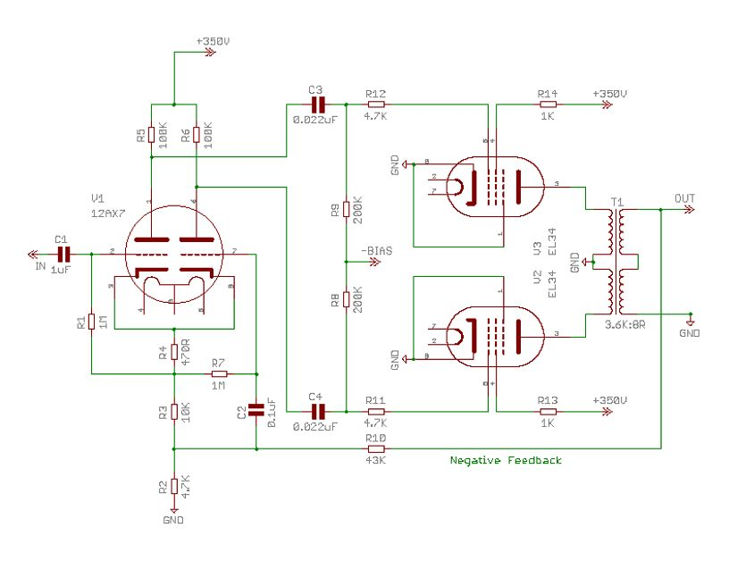 Stage Center Reverb Schematic additionally Audiooutpre44b likewise 5663837 as well 157098 Triode Pentode  bo Tubes together with 06. on tube headphone amp schematic