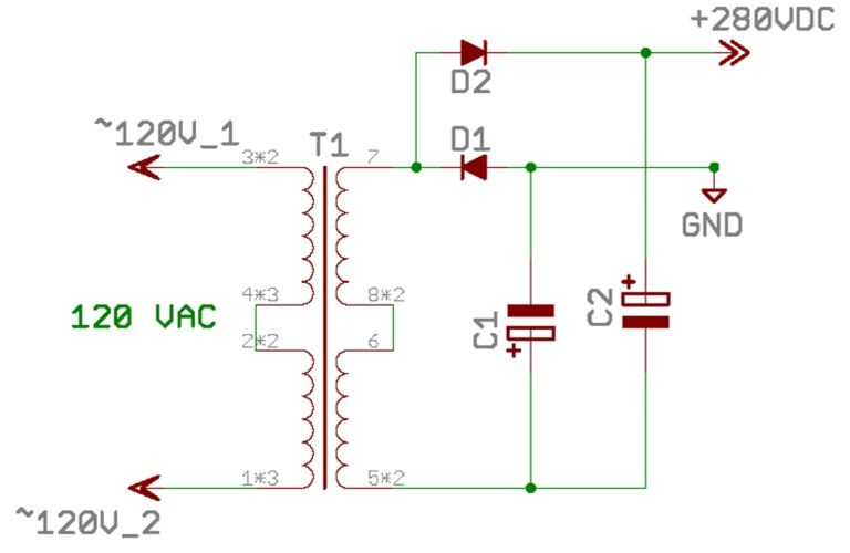 555 together with Cockroft Walton Voltage Multiplier together with 555 Timer Circuit Voltage Doubler moreover Samschem likewise Full Wave Voltage Doubler Tripler And Quadrupler Ezp 36. on voltage doubler circuit diagram