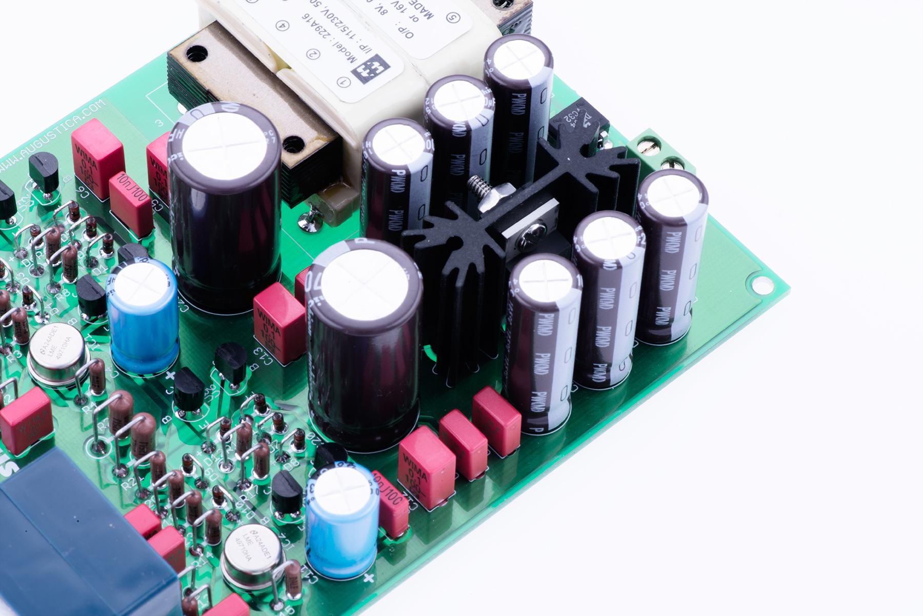 transistor amp kit