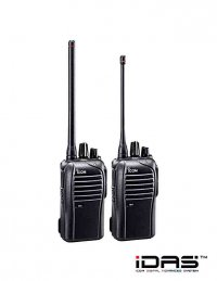 IC-F3210D / F4210D VHF/UHF Digital Handheld Transceiver
