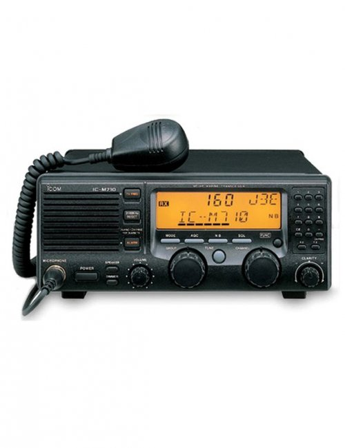 IC-M710 MF/HF Marine Transceiver