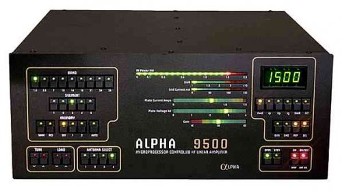 Alpha 9500 Automatic Amplifier