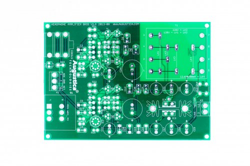 Headphone Amplifier Brig PCB