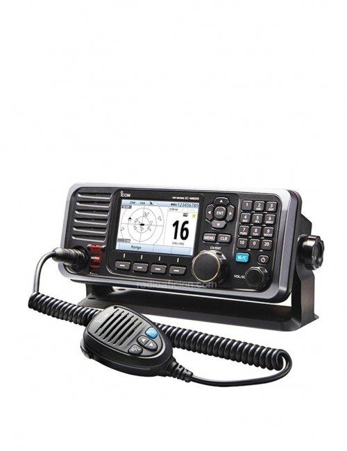 Acom 2100 Hf: IC-M605 VHF Marine Transceiver