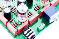 Headphone Amplifier Frigate® Trident® AND Transformers Kit