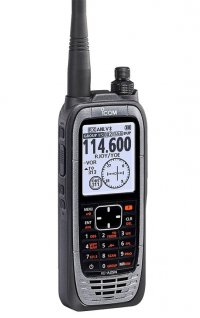 IC-A25N Air Band VHF Transceiver