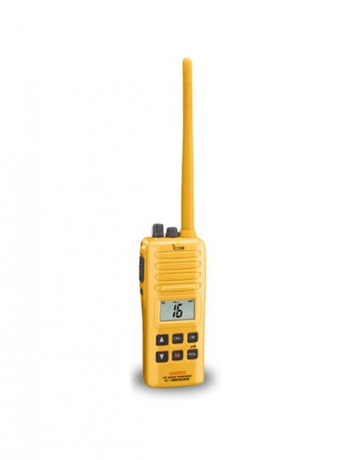 IC-GM1600 VHF Handheld Marine Radio