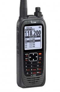 IC-A25C Air Band VHF Transceiver