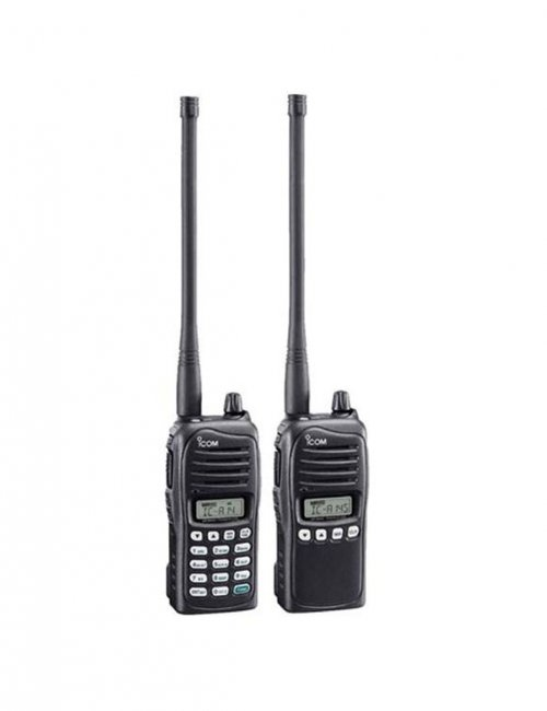 IC-A14 / IC-A14S Aviation VHF Handheld Transceivers