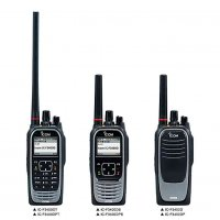 IC-F3400D / F4400D VHF/UHF Digital Handheld Transceiver