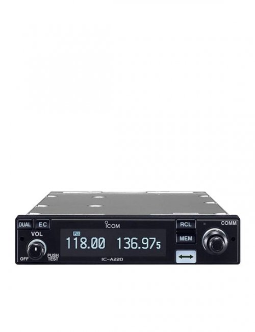 IC-A220 VHF Air Band Transceiver