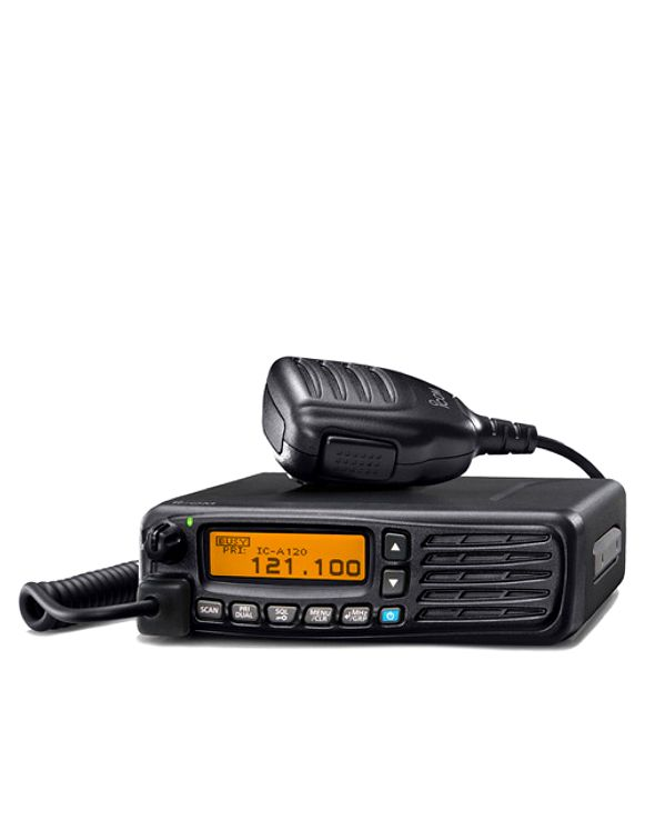 IC-A120 Aviation VHF Mobile Radio - $1,199 00 : TWO WAY